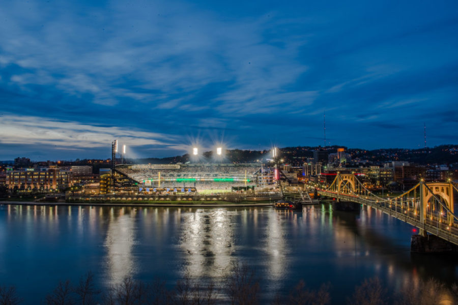 PNC Park gallery image stock edited